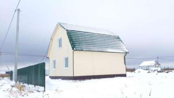 дом в Серебряном бору (Мальково)