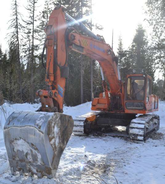 продам экскаватор ЕК-270 2001 г/в