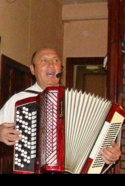 Баян, ведущий, музыка в Ногинске фото 6