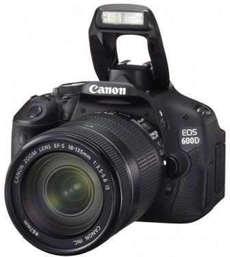 Продам Canon EOS 600D Kit 18-135 IS