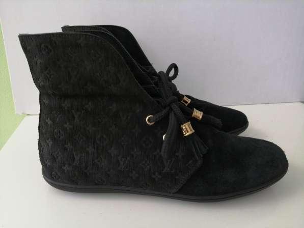 Louis Vuitton женская обувь новые EU 37 100% authentic в фото 5