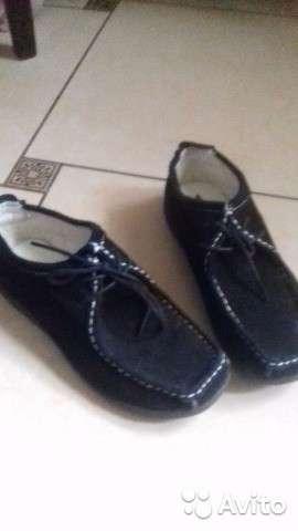 Обувь 37р на мальчика
