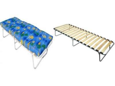 Раскладная кровать (ламель)