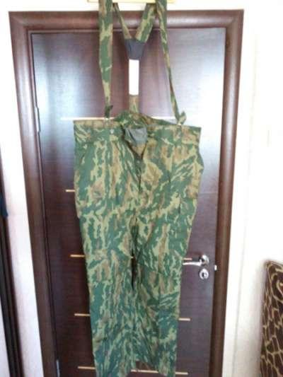 ватные брюки армейские