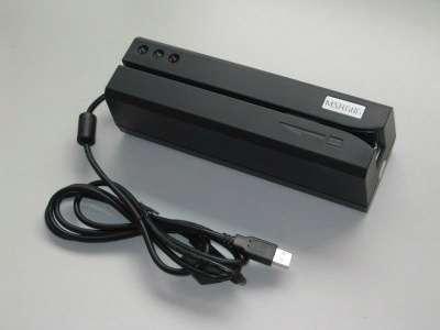 Энкодер магнитных карт MSR606 (MSR206)