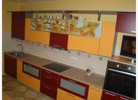 Кухонные гарнитуры по индивидуальным размерам в Нижнем Новгороде фото 10