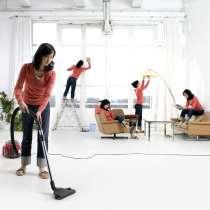 Клинкер по уборке квартир, домов, офисов, в Москве