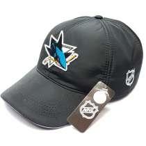 Бейсболка зимняя мужская NHL San Jose Sharks, в Москве