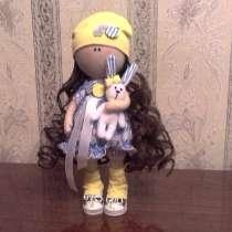 Кукла интерьерьная ручной работы, в Апатиты