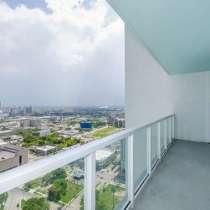 Квартира в Майами с видом на залив, в г.Майами