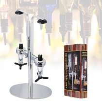 Дозатор алкоголя - 2 bottle liquor dispenser - ПОДАРОЧНЫЙ, в Мытищи
