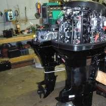 Ремонт лодочных моторов разной сложности, в Хабаровске