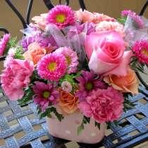 Бизнес по продаже цветов с доставкой (Москва), в Москве