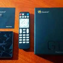 Приставка для Смарт ТВ - Beelink GT1 Ultimate TV Box 3G 32G, в Москве