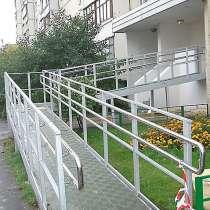 Пандус, в Томске