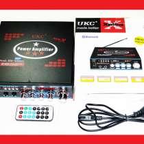 Усилитель Xplod SN-308BT- USB, SD-карта, MP3, в г.Киев