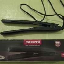 Выпрямитель для волос maxwell MW-2204, в Санкт-Петербурге