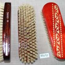 Щетки одежные из натуральной и синтетической щетины, в Великом Устюге