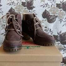 Новые Зимние женские ботинки, в Москве