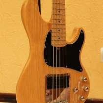 Гитара бас ibanez ATK305 Natural (5 стр) новая, в Москве