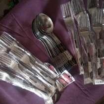 Набор столовый ложек и вилок, в г.Ташкент