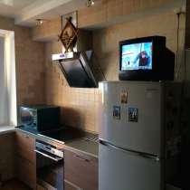 2-х комн квартира, СЗР, отделка, мебель, 72 м2. Панорамный в, в Чебоксарах
