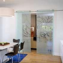 Изготовление стеклянных, закаленных дверей (индивидуально), в г.Брест