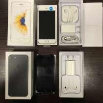 IPhone 4S,5,5S, SE,6S,6S+,7,7+ бу, в отличном состоянии, в Санкт-Петербурге