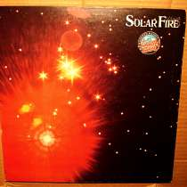 Пластинка Manfred Mann's Earth Band – Solar Fire(UK), в Санкт-Петербурге