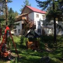 Аршанский бор, гостевой дом. Отдых п. Аршан, в Иркутске