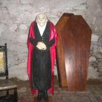 Музей вампиризма и алхимии, в г.Прага