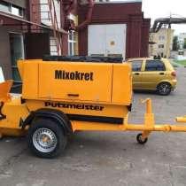 Putzmeister mixokret 3241, в Краснодаре