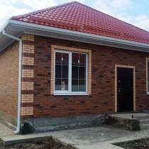 Новый дом 85 кв. м. в п. Индустриальном, в Краснодаре