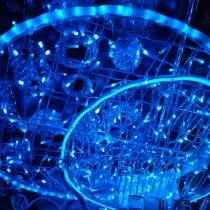 Светодиодный круг диаметром 60 или 40 см для декора, в Краснодаре