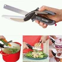 Умный нож Clever cutter - Гибрид ножа и доски для резки, в Москве