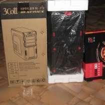 INTEL Core I5-6600 RX 560 4GB SSD 128 HDD 500, в Москве