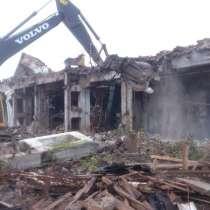 Сломаем любое строение, дом, производство, Роем котлованы, в Ростове-на-Дону