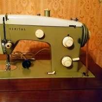 Швейная машинка Veritas с тумбой. РЕТРО, в г.Москва