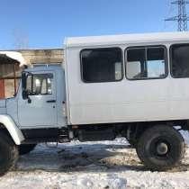 Вахтовый автобус ГАЗ 33081 20 мест, в Сургуте
