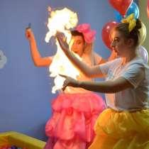 Шоу мыльных пузырей в Севастополе, в Севастополе