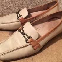 Туфли, размер 41, натуральная кожа, в Нижнем Новгороде