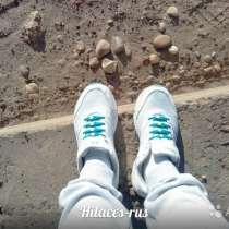 Продам Силиконовые шнурочки Hilaces, в Севастополе