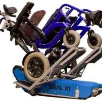 Подъёмник для инвалидов лестничный на гусеничном ходу, в г.Костанай