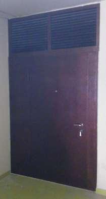 Двери стальные тамбурные, в Перми