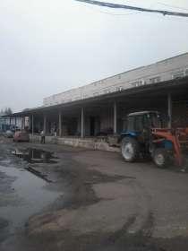 Продаю производственную базу 3700 кв. м с земельным участком, в Великом Новгороде