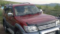 Продам Toyota Land Cruiser Prado 2002г, в Чите