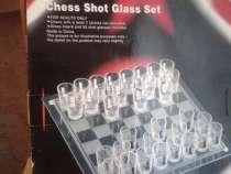 Рюмки пьяные шахматы можно шашки, в Москве