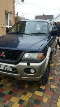 Mitsubishi Pajero Sport 99/08гг. Запчасти. Разборка, в г.Киев