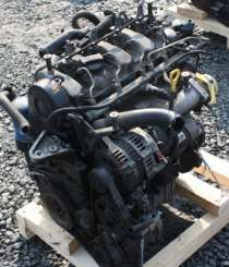 Продам двигатель D4EA в сборе с навесным Euro 4 KIA Sportage, в Красноярске