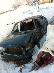 битый автомобиль ВАЗ 2114, в Кемерове